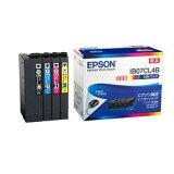 エプソン IB07CL4B インクカートリッジ(4色パック)/大容量インク 目安在庫=△