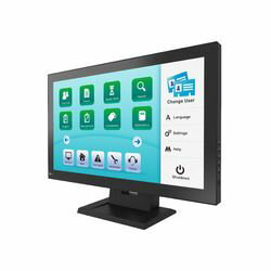パソコン・周辺機器, ディスプレイ EIZO DuraVision FDF2121WT-ATBK