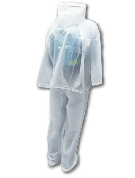即日 リュックの上から着用できます通勤・通学に最適 トオケミ 大人用(男女兼用)レインウェアバックパッカーレインスーツ(#