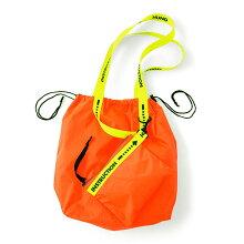 【WKD/ER】Packable nylon totebag