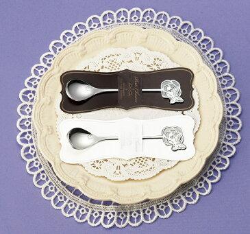 プチギフト ティースプーン(グレースローズ)プチギフト 結婚式 雑貨