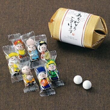 プチギフト 寿俵 チョコボール(七福神デザイン)追加1個※賞味期限2020年10月25日 結婚式 二次会 お菓子