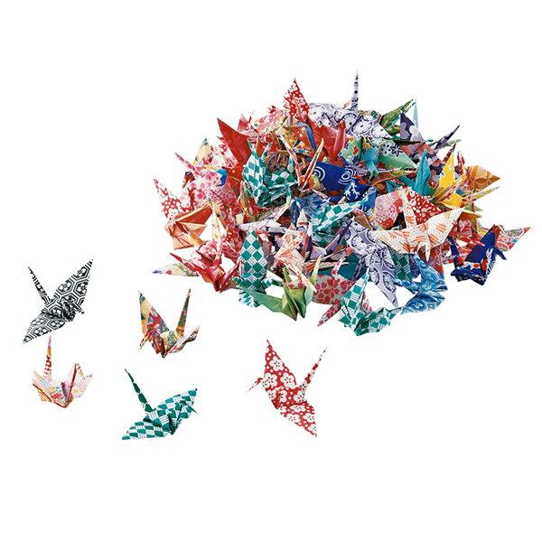 送料無料【演出】折り鶴シャワー300羽セット 和 結婚式 演出 プレゼント ウェディング ブライダル グッズ イベント