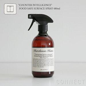 """Murchison-Hume(マーチソンヒューム)/キッチン・ダイニング用、抗菌防臭・合成洗浄剤""""カウンターインテリジェンス""""フードセーフスプレー480ml"""