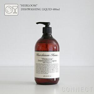 """Murchison-Hume(マーチソンヒューム)台所用、合成洗剤""""ヘアルーム""""ディッシュウォッシングリキッド480mlオーガニック洗剤"""