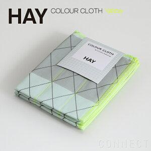 HAY(ヘイ) ふきん COLOUR CLOTH(カラークロス) イエロー 2枚セット