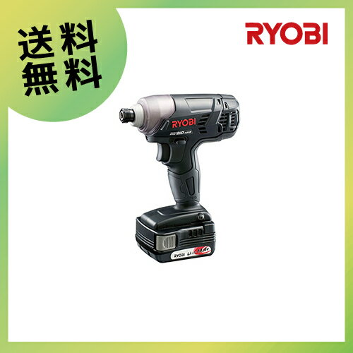 RYOBI(リョービ) BID-1415 充電式インパクトドライバ