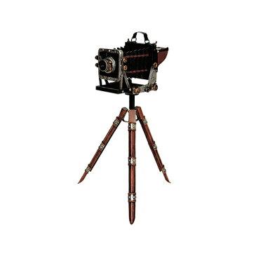 メーカー直送 東洋石創 THE GROBAL MARKET ブリキのおもちゃ(camera) [27425] 1セット
