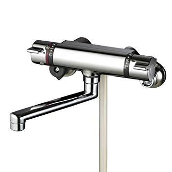 シャワー水栓浴室用水栓KVK KF800T サーモスタット式シャワーあす楽
