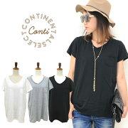 ポケット カットオフ Tシャツ ホワイト ブラック レディースフリーサイズシンプルベーシック