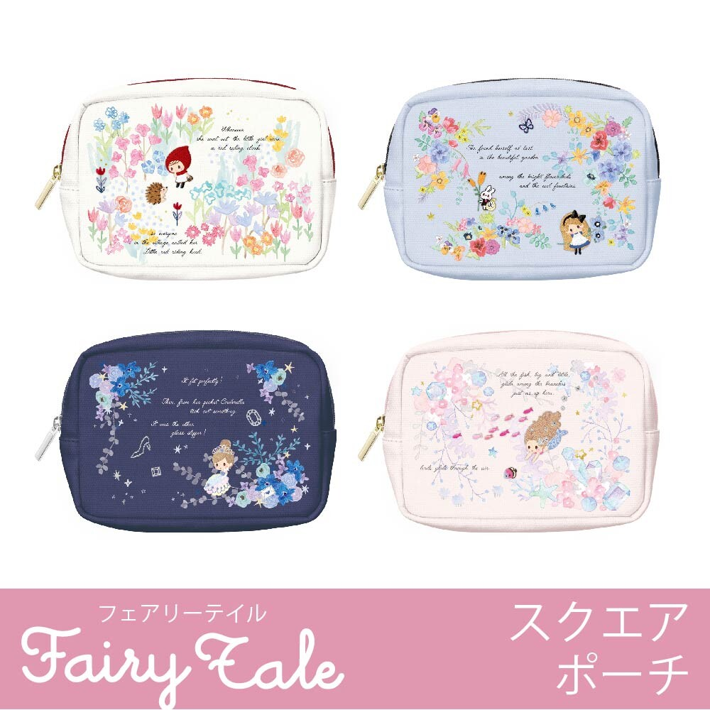 レディースバッグ, 化粧ポーチ 2001 Fairy Tale petit fleur
