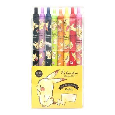 筆記具, 多機能ペン 8 Pikachu number025