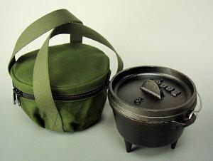 LODGE6インチ・キャンプダッチオーブン専用!トートバッグ