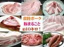 [9/2終了・1円]常陸ポーク[新]豚まるごとオールスター約10kg【1円スタート】【大量】