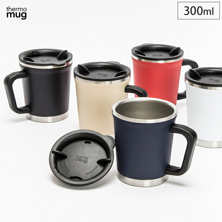 マグカップ・ティーカップ, マグカップ  300ml 5 DM18-30 thermomug Double Mug