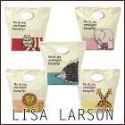 lisalarson,リサラーソン,マイキー,ランチバッグ,お弁当袋,お弁当バッグ,マイキー,ライオン,ハリネズミ,ゾウ,キリン