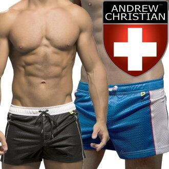 男式泳裝海面包品牌短褲泳裝男人泳裝安德魯基督教安德魯基督教毛伊島游泳短褲 (男泳裝 7395)。