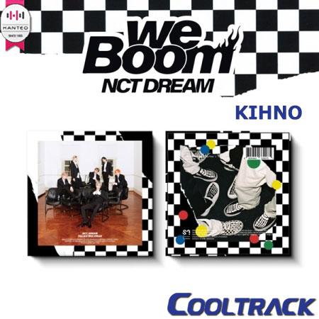 CD, 韓国(K-POP)・アジア KIHNONCT DREAM - WE BOOM
