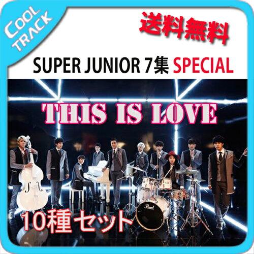 SUPERJUNIOR(スーパージュニア)-正規7集 SPECIAL EDITION『THIS ...