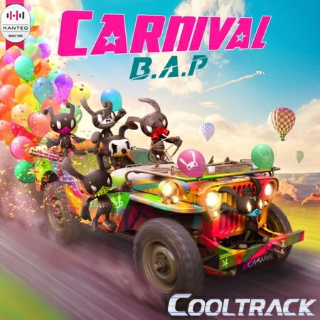 CD, 韓国(K-POP)・アジア  B.A.P () - CARNIVAL 5th mini Album