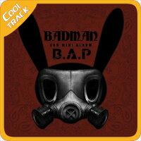CD, 韓国(K-POP)・アジア B.A.P () - BADMAN 3rd Mini Albumbap