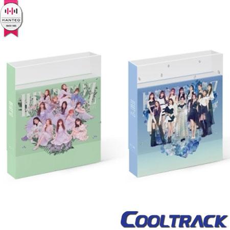 CD, 韓国(K-POP)・アジア IZONE() - HEARTIZVioletaSapphire VER RANDOM 2 IZONEHEART IZ