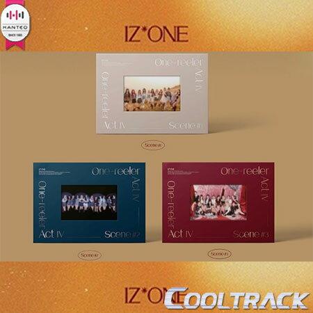 韓国(K-POP)・アジア, 韓国(K-POP)  IZONE() - MINI 4ONE-REELER ACT IV Scene1,2,3 VERARIZONE