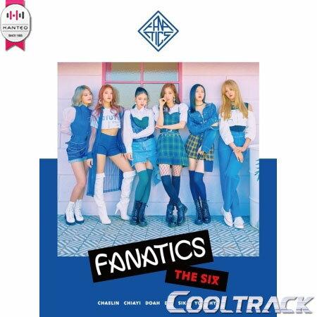 CD, 韓国(K-POP)・アジア FANATICS () -1st MINITHE SIX2