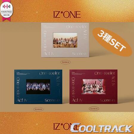 韓国(K-POP)・アジア, 韓国(K-POP) 3 IZONE() - MINI 4ONE-REELER ACT IV Scene123 VER SETAR31IZONE