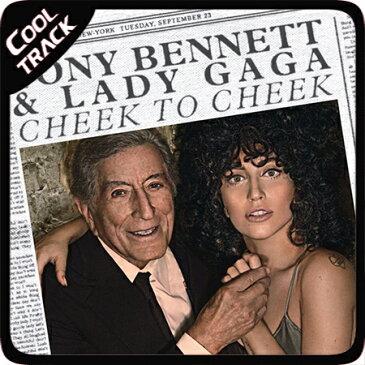 【送料無料・代引不可】 LADY GAGA & TONY BENNETT - CHEEK TO CHEEK [STANDARD EDITION] 【ヤマトメール便のみ発送】