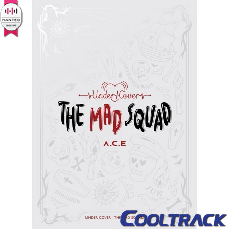 韓国(K-POP)・アジア, 韓国(K-POP)  A.C.E() - 3RD MINIUNDER COVER : THE MAD SQUAD11