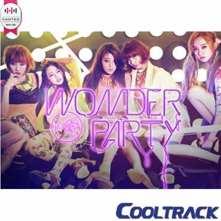 CD, 韓国(K-POP)・アジア Wonder Girls () - Wonder Party Mini Album