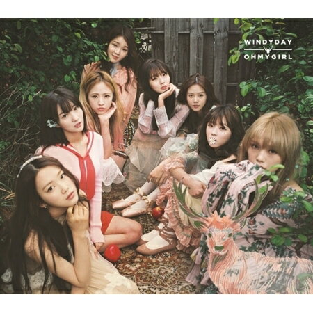 韓国(K-POP)・アジア, 韓国(K-POP) OH MY GIRL () - 3nd MINI REPACKAGEWINDY DAY3OH MY GIRL 3RD REPACK