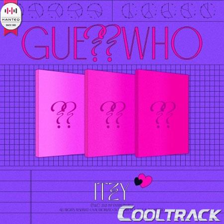 韓国(K-POP)・アジア, 韓国(K-POP) 430ITZY()-GUESS WHO DAY,NIGHT,DAYNIGHT VER 2