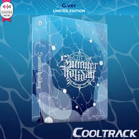CD, 韓国(K-POP)・アジア 730 DREAMCATCHER - Summer Holiday R VER 3 LIMITED EDITION R VER