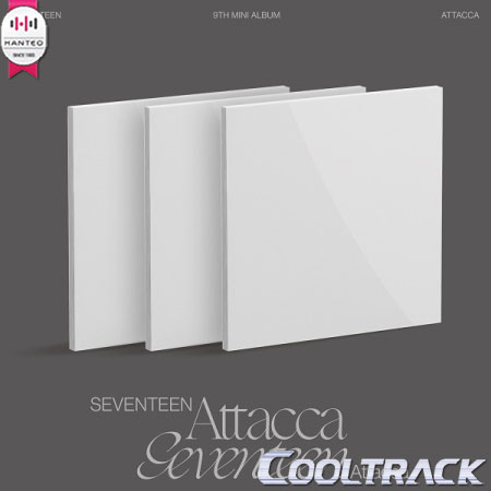 CD, 韓国(K-POP)・アジア 1022SEVENTEEN() - ATTACCA9TH MINI ALBUM 3VER1 SEVENTEEN MINI9