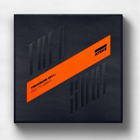 韓国(K-POP)・アジア, 韓国(K-POP) 608(ATEEZ) - TREASURE EP.1 : ALL TO ZERO