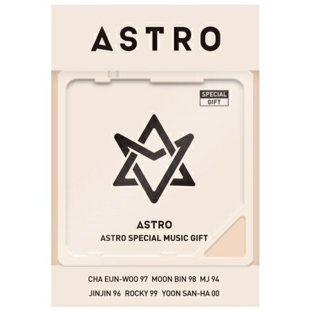 韓国(K-POP)・アジア, 韓国(K-POP) KINO ALBUM ASTRO () - 2018 ASTRO SPECIAL SINGLE ALBUM KINO ALBUM