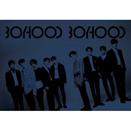 【ポスター終了】UNB(ユエンビ) - 『BOYHOOD』[フォトカード(18種中2種)+ステッカー]/ THE UNIT / ザ・ユニット 1st MINI ALBUM【国内発送】【送料無料】