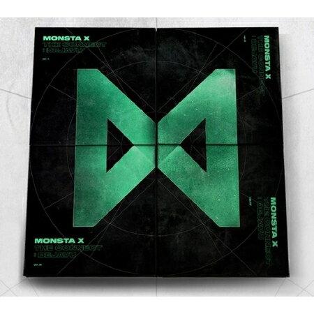 韓国(K-POP)・アジア, 韓国(K-POP)  MONSTA X(X) - THE CONNECT : DEJAVU