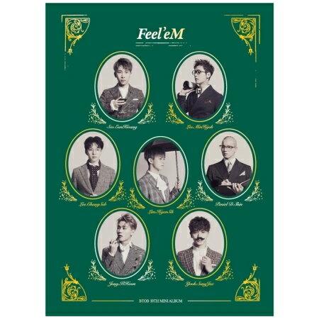 CD, 韓国(K-POP)・アジア B TO B (BTOB) - FEELEM10TH Mini Album10 71