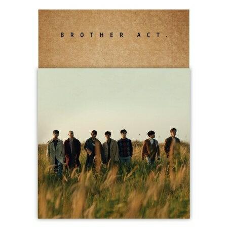 CD, 韓国(K-POP)・アジア B TO B(BTOB) - BROTHER ACT.140P11122ND ALBUM