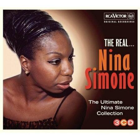 CD, 韓国(K-POP)・アジア NINA SIMONE - THE REAL... NINA SIMONE : THE ULTIMATE COLLECTION 3 FOR 1POP