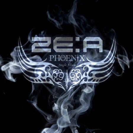 CD, 韓国(K-POP)・アジア ZE:A() - SINGLE ALBUM PHOENIX ZE A