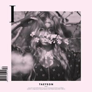【ポスター無し。】 少女時代のテヨン ソロアルバム(TAEYEON) - 最初のミニアルバム『I』1st SOLO/ [テヨン 1st MINI ALBUM] GIRLS' GENERATION/snsd/【国内発送】