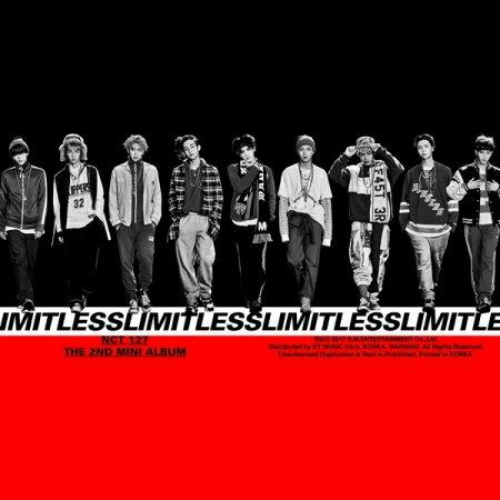 韓国(K-POP)・アジア, 韓国(K-POP) NCT 127 - NCT 127 LIMITLESS2nd mini album