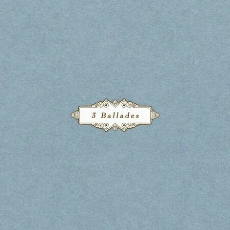 CD, 韓国(K-POP)・アジア  BLUISH NOCTURNE - 3 BALLADES SINGLE ALBUM