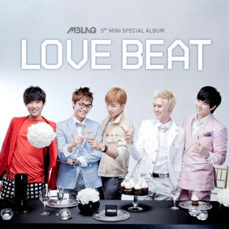韓国(K-POP)・アジア, 韓国(K-POP) MBLAQ() - LOVE BEAT SPECIAL ALBUMM-BLAQ