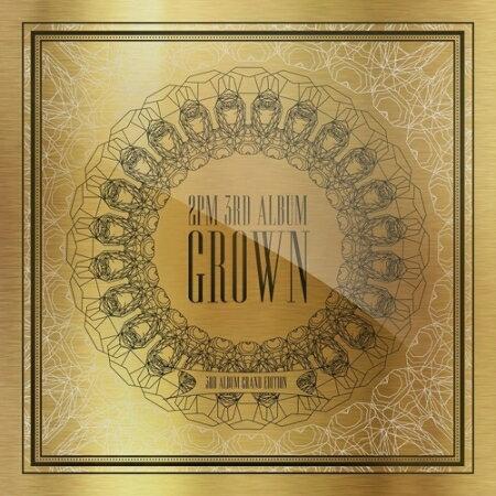 韓国(K-POP)・アジア, 韓国(K-POP) 2PM - 3 GRAND EDITION GROWN2CD28P6124 P
