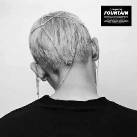 【送料無料・代引不可】 ジュヨン - FOUNTAIN [MINI ALBUM] 【ヤマトネコポス】【国内発送】